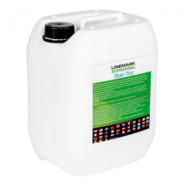 Flush Thru für Linemark IGO, Kanister 10 lit