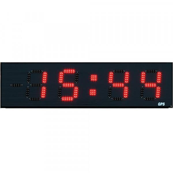 GPS Mini Time Temp Anzeigetafel Elektronische Uhr