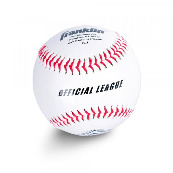 Baseball Leder OFFICAL LEAGUE