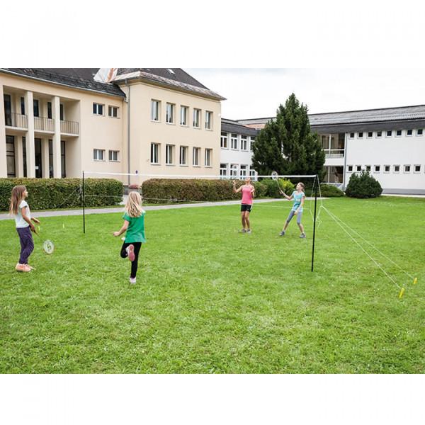 Badmintonnetzsystem QUICKSTAR
