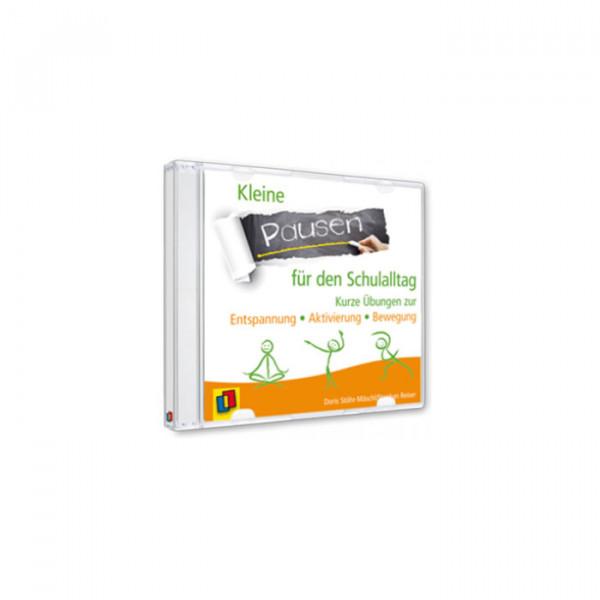 CD KLEINE PAUSEN FÜR DEN SCHULALLTAG