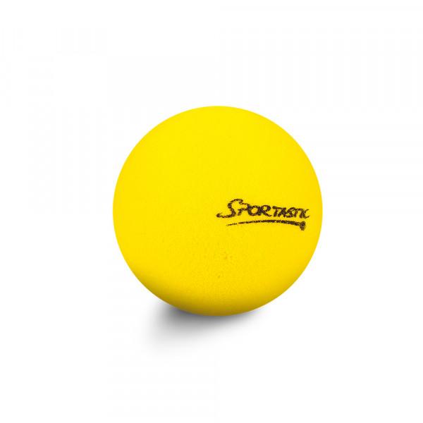 SCHAUMSTOFFBALL Basic 9 cm - gut springend