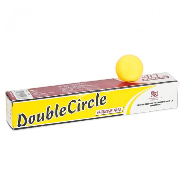 Tischtennisball SCHULE DOUBLE CIRCLE