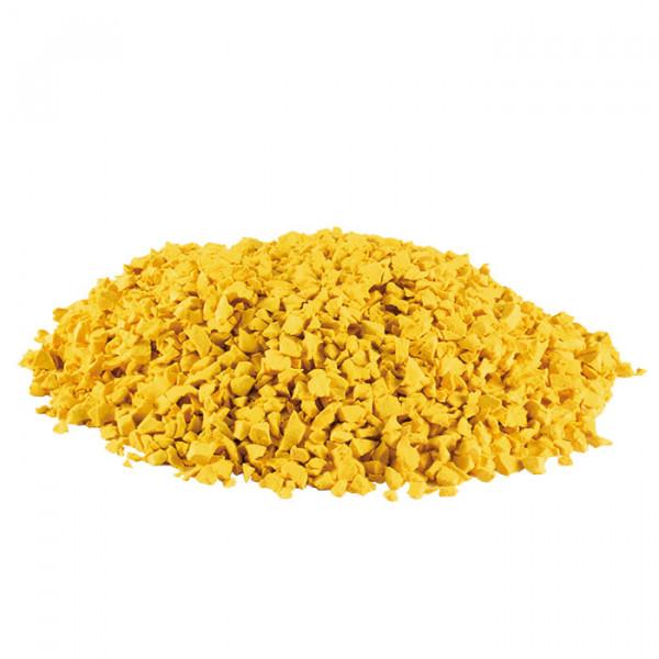 FSPEZIAL GRANULAT MELOS EPDM - Farbe: Gelb