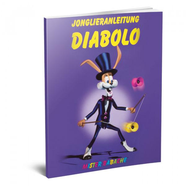 Booklet JONGLIERANLEITUNG DIABOLO