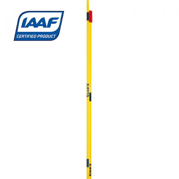 HOCHSPRUNGLATTE FIBERGLAS - IAAF