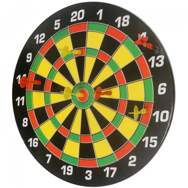 DART BOARD MAGNET SET
