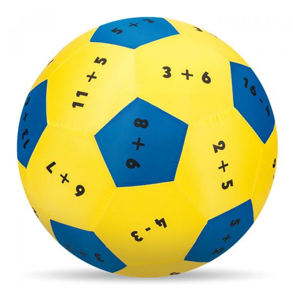 Lernball Plus Minus Zahlenraum 20; Durchmesser: 35 cm