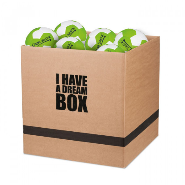 I have a dream box - Handbälle Dry Grip Green