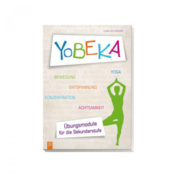 Buch YoBEKA - BEWEGUNG UND ENTSPANNUNG