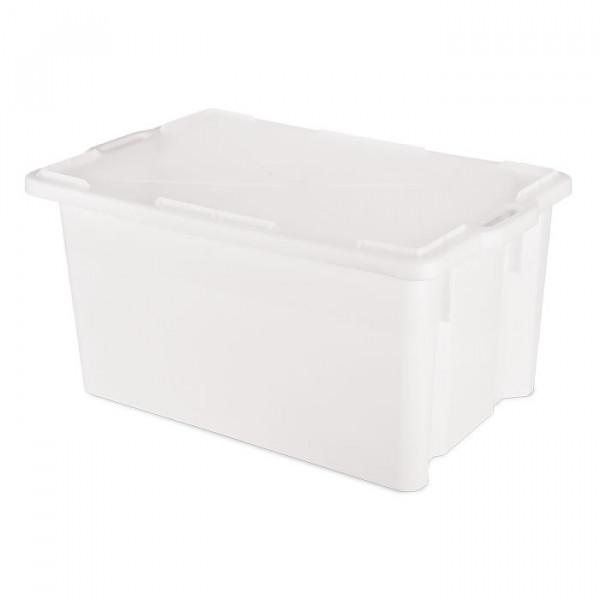 Materialbox mit DECKEL - 90 Liter