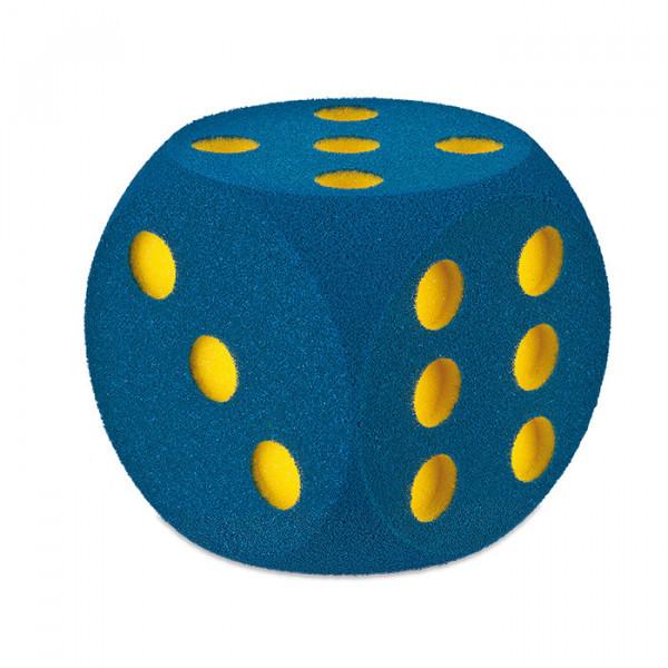 Schaumstoffwürfel VOLLEY - 30 cm