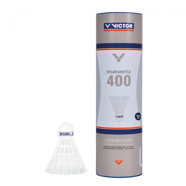 Badmintonball VICTOR SHUTTLE 400 STEEL