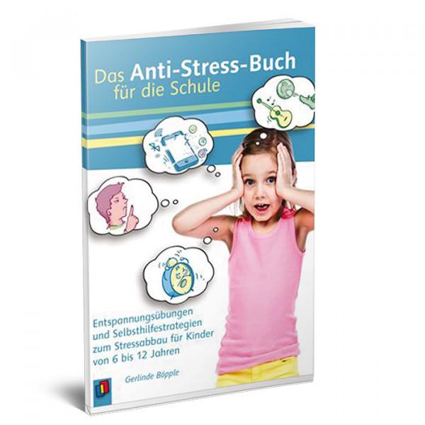 Buch ANTI-STRESS BUCH FÜR DIE SCHULE