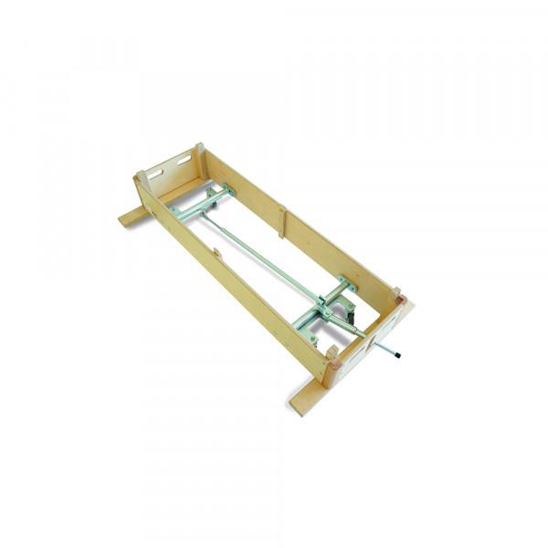 Fahreinrichtung für Sprungkasten Multiplex und Favourite