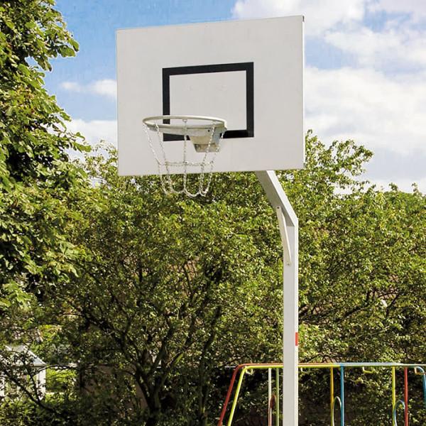 Basketballanlage STAHL ANTIDRÖHN