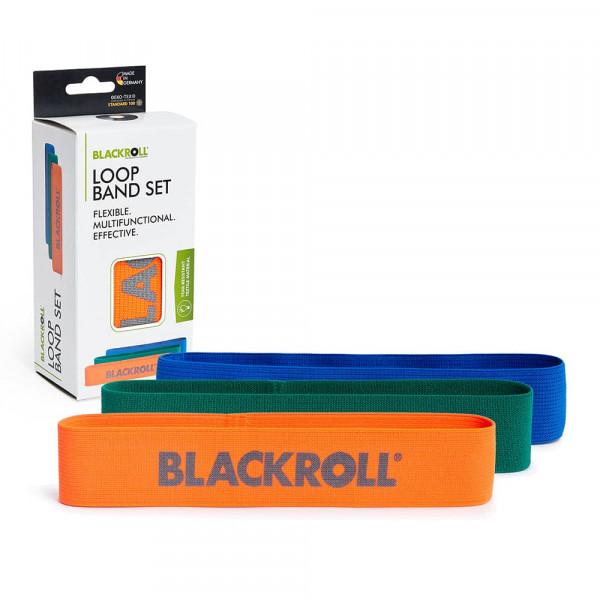 Übung Blackroll LOOP Band TEXTIL, 32 x 6 cm