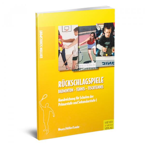 Buch RÜCKSCHLAGSPIELE für Schulen