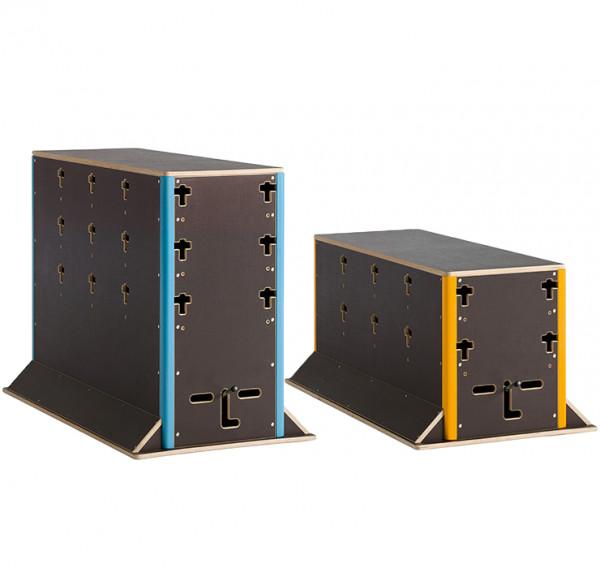 Cube Wall Klein/Groß