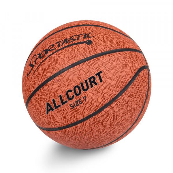 Basketball ALLCOURT Größe 7