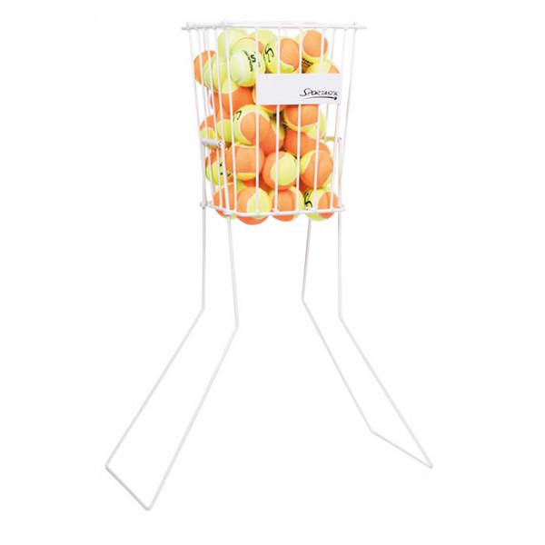Fassungsvermögen: ca. 70 - 80 Stück Tennisbälle