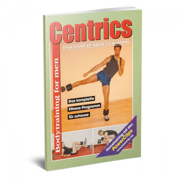 Buch Centrics for Men - Das sanfte Krafttrainig
