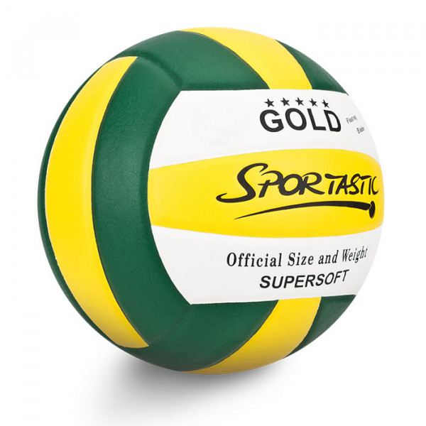 Volleyball WETTKAMPF GOLD - SOFT TOUCH