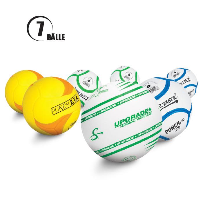 Faustball - Sets