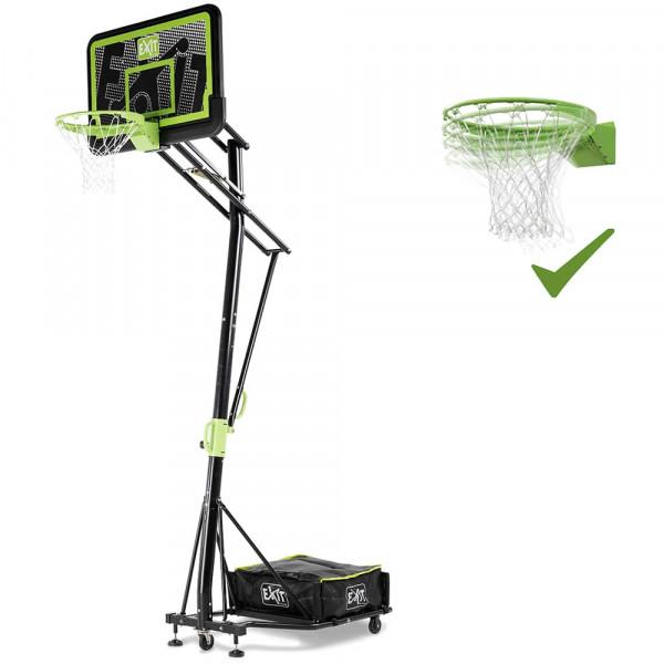 Mobiler Basketballsteher Exit-Dunking